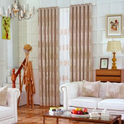 Factory Sale Wholesale Master Bedroom Bathroom Curtains With Check