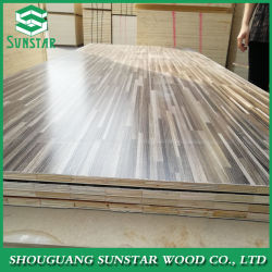 Block/Finger Joint Core New Design Glossy/Matt/Embossed/UV Melamine Faced Laminated Recycled Plywood for Furniture