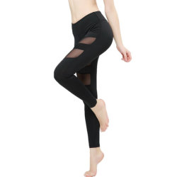 Wholesale Quick Drying Breathable Tightly Trained Gym Pants Yoga Legging