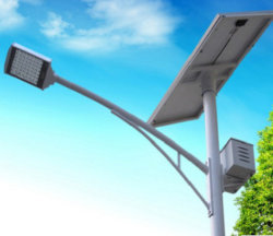 LED Energy Saving Outdoor Smart Sensor Solar Street Light