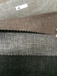 2016 Polyester Linen Fabric For Sofa And Furniture