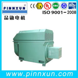 Three Phase High Voltage Asynchronous Induction Slip Ring Motor