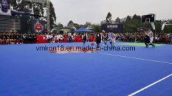 Safe Designed for Children Outdoor Playground Tennis Court Sports Flooring