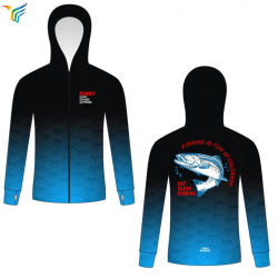 74799e06b Wholesale Design Your Own Jersey Breathable Custom Sublimation Fishing  Shirts UV Protection Quick Dry