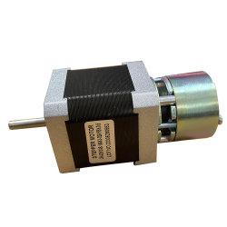 OEM Factory Sells 1.8 Degree 42mm NEMA17 2 Phase Brake Stepper Motor for Good Price
