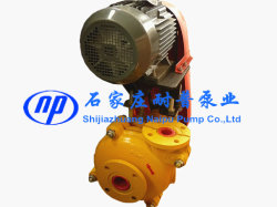 Limestone Rubber Liner Slurry Pump