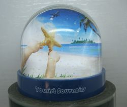Advertising Acrylic Photo Frame Water Dome