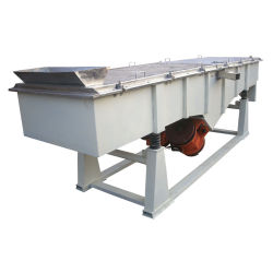 Even Feeding Linear Square Screen Machine for Slurry Separate