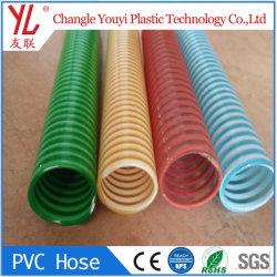 Wear Resistant 12 Inch PVC Flexible Helix Suction Hose for Sand
