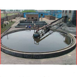 Mining Slurry Silica Sand Concentrating Tank