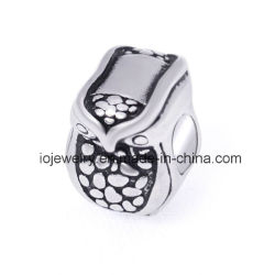 316 Stainless Steel Jewelry Cute Horse Beads