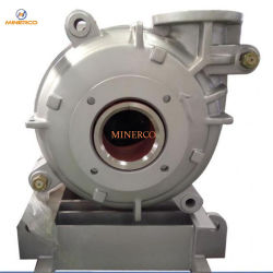 Gold Mining Centrifugal Slurry Water Pump with Rubber Liner