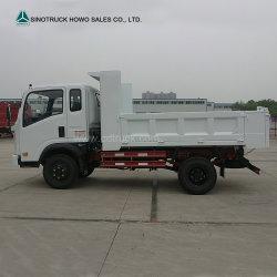 3ton 5ton HOWO Dongfeng Foton Dumper Tipper Light Dump Truck