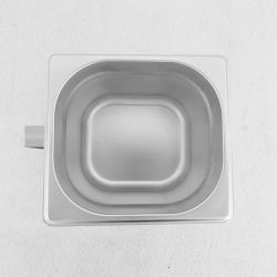Heavybao 1/6 Stainless Steel Gn Pan with Hand Shank