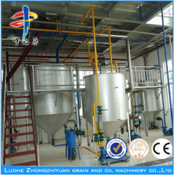 High Efficiency Screw Oil Press Machine