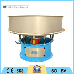 One Layer Circular Ceramic Slurry Vibrating Screen