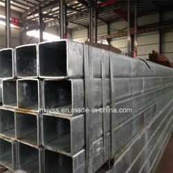 ASTM A500 Glavanized Steel Square/Hot Dipped/Gi Steel Pipe