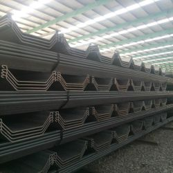 High Quality Surprise Price Sy390 Steel Sheet Pile for Construction