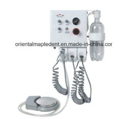 Hanging Type Portable Dental Turbine Unit Fit with Air Compressor