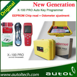 Obdstar X-100 PRO Auto Key Programmer C + D Type X100 Support Eeprom Add Odometer Adjustment + OBD Software Free Shipping
