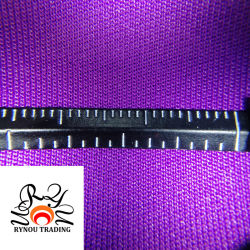 Factory Made Sports Knitted Plain Fabric Polyester Spandex Blended Knitting Scuba Diving Knit Fabric