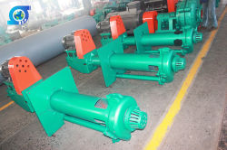 Mine Dirty Water Sump Dewatering Vertical Slurry Pump