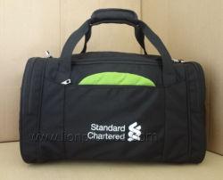 Standard Chartered Bank Promotional Events Gift Sports Gym Bag