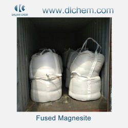 MGO 97% Refractory Raw Material Fused Magnesium