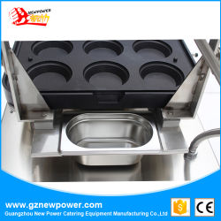 Digital Tartlet Egg Tart Shell Maker Machine Tart Press Machine with Ce