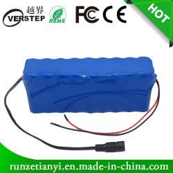 18650 11.1V 14400mAh Li-ion/Lithium Ion Battery for Operated LED PAR Light
