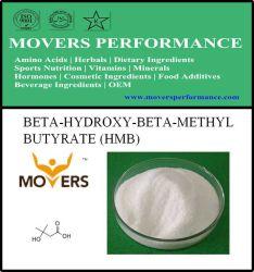 Sports Supplement Beta-Hydroxy-Beta-Methyl Butyrate (HMB)