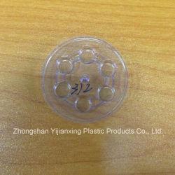 Plastic PVC Circular Blister Pack for Battery Packaging