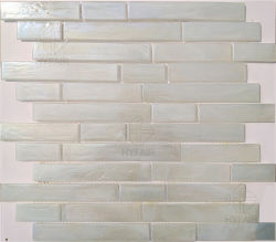 classical style compressed glass mosaic tile for home hotel patio decoration