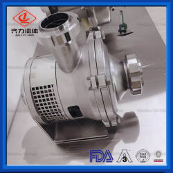 Sanitary Stainless Steel Water Centrifugal Fluid Pump