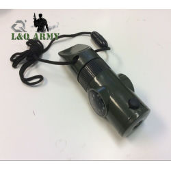 Oem outdoor gear china oem outdoor gear manufacturers suppliers 6 in 1 tactical whistle kit with led light outdoor survival gear mozeypictures Images