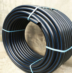 Plastic Polyethylene Pipe for Irrigation System