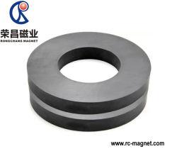 Y10T-Y35 Large Ring Permanent Ferrite Magnet Strong Speaker Imane