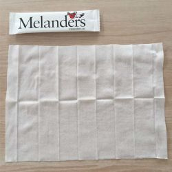 Alcohol-Free Pre-Moistened Nonwoven Towels