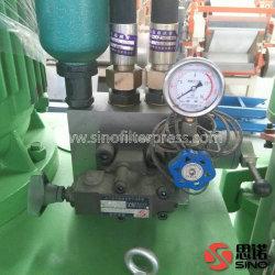 Hydruaulic Driven Plunger Slurry Pump