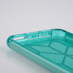 iPhone 7 (4.7 INCH) Bumper Case Shock Absorbing Hard Hybrid Slim Thin Cute Cover [Scratch Proof] Plastic Shell + TPU Rubber Inner