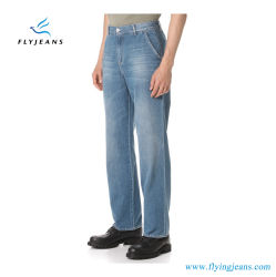 Fashion Casual Fit Light Blue Denim Jeans for Men by Fly Jeans