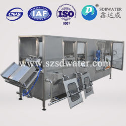 Latest Technology 300bph 20 Liter Water Bottling and Capping Machine
