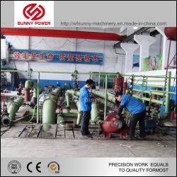 Diesel Water Pump for Mining/Waste Water Discharge with Slurry Pump
