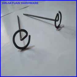 8ga Steel Staples Loop Stakes Commercial Grade Fabric G Turf Pins