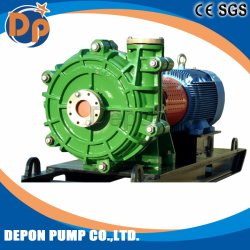 End Suction Centrifugal Mining Sand Slurry Pump