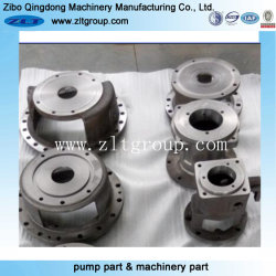 ANSI Goulds 3196 Pump Parts Made by Sand Casting