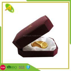 Custom Medal Box Leather Velvet Wooden Medallion Coin Badge Medal Gift Box for Sports Medal and Coin Badge (03)