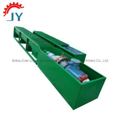 Ever Lucky Oil Sludge Solid Material Handling Screw Conveyor