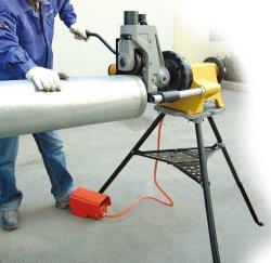 """12"""" Hydraulic Pipe Groove Cutting Machine (YG12A)"""