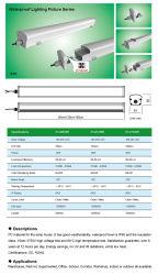 IP65 36W Linkable LED Tri-Proof Light Explosion-Proof Dust-Proof LED Integration Light Outdoor Light LED Lighting
